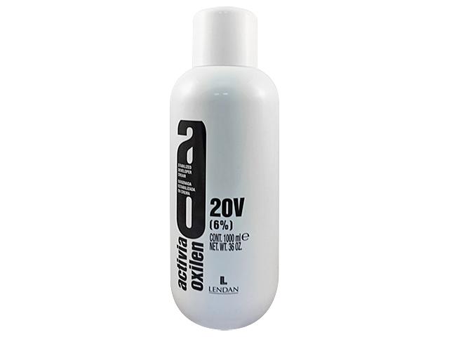 Activia Oxilen. Oxigenada en crema. 20 Vol. 1000 ml