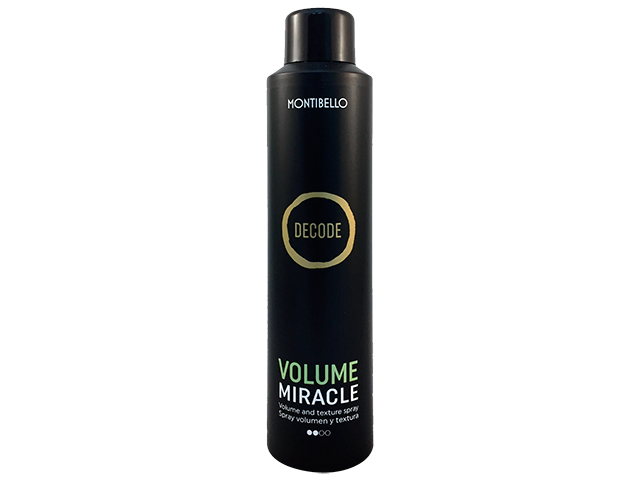 decode volume miracle 250ml(spray volume/textura)a