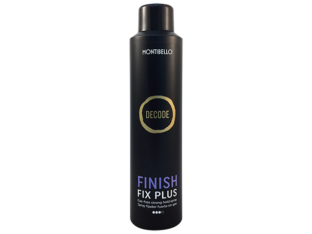 decode finish fix plus 250ml(spray fijador)