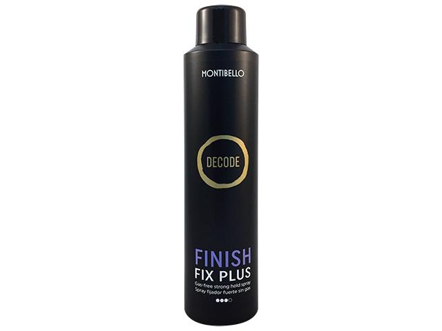 decode finish fix plus 250ml(spray fijador)