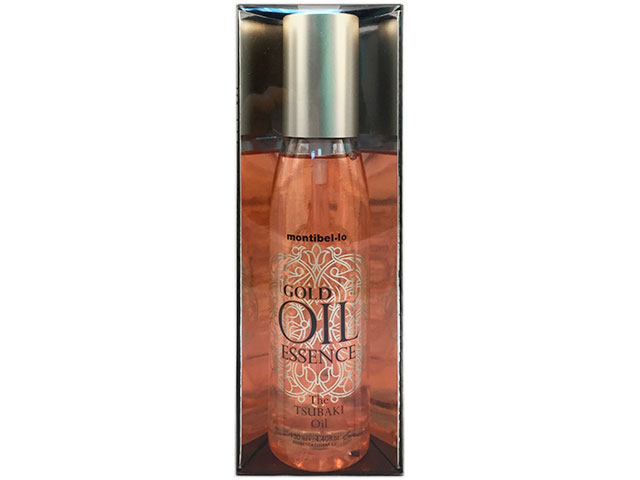 gold oil tsubaki essence 130ml