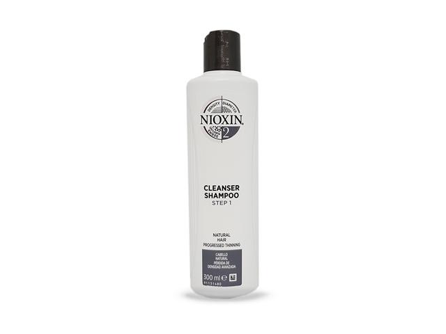 nioxin step 1 champu 300 cabello natural perdida avanzada