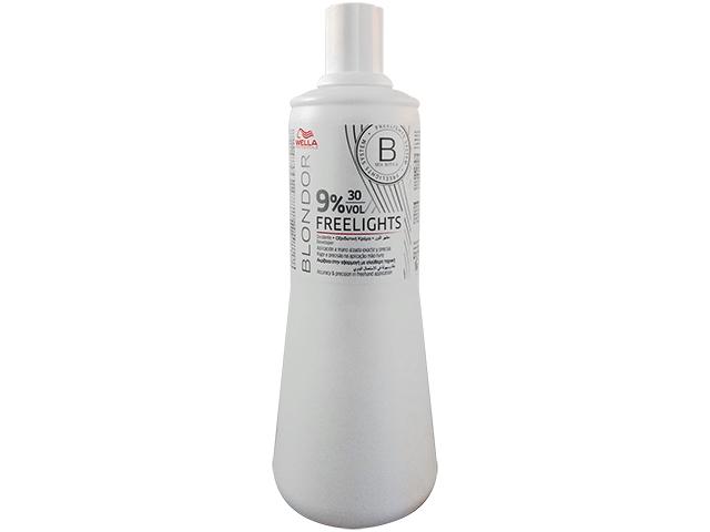 oxigenada freelights 30v 9% 1l