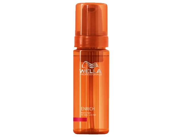 enrich espuma bouncy foam 150ml