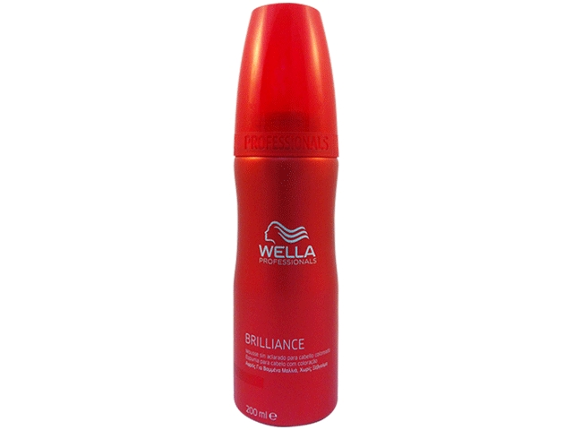 brilliance leave in mousse 200ml