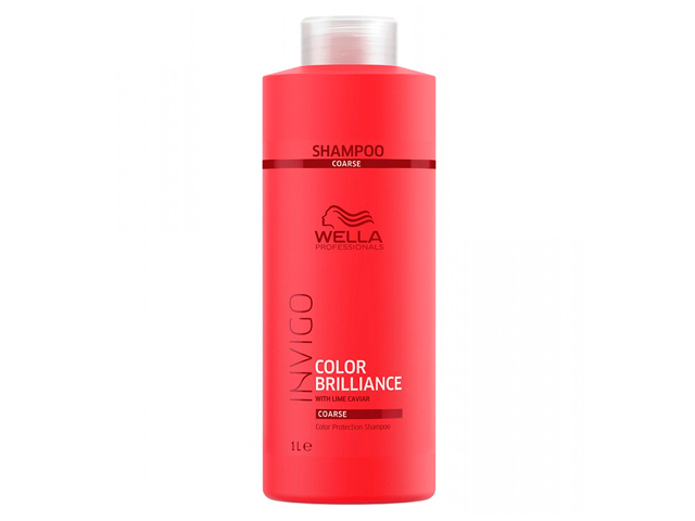invigo color brilliance 1l champu cabello grueso