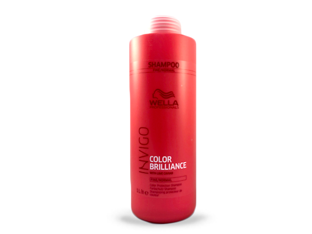 invigo color brilliance 1l champu cabello fino oNORMAL