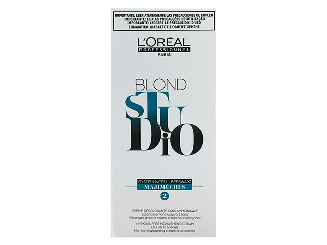 blond studio majimeches sachet 6*25g