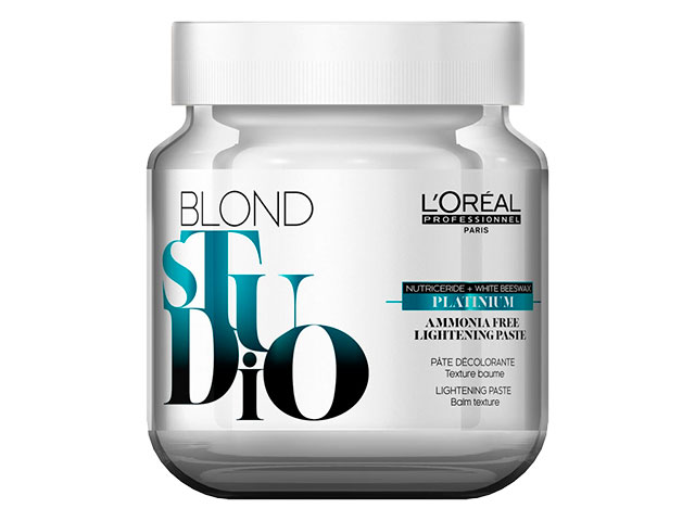 blond studio decolorante platinium sin amoniaco