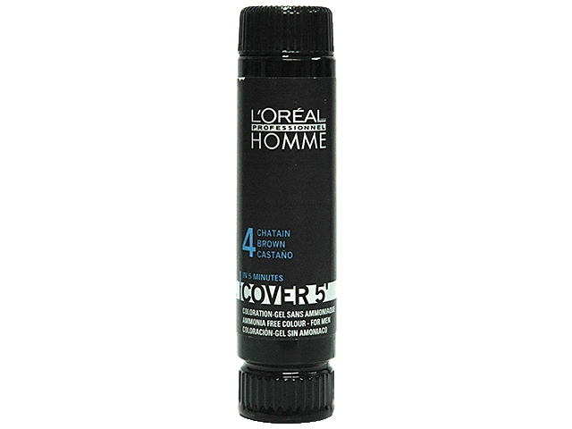 homme cover5 castaño 50 ml