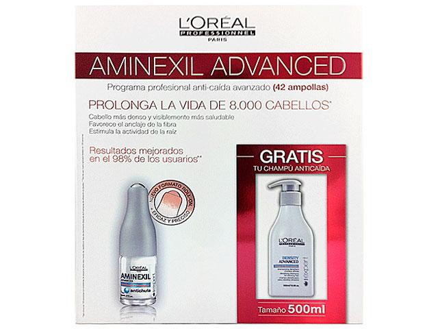 aminexil pack 42*6ml+champu