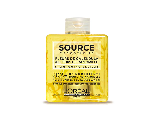 source champu delicate calendula/camomile 300mlCABELLO DELICADO, CUERO CABELLUDO SENSIBLE