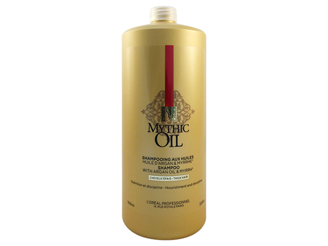mythic oil new champu cabello grueso 1l