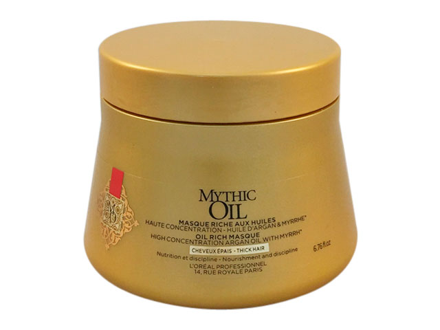 mythic oil new mascarilla cabello grueso 200ml