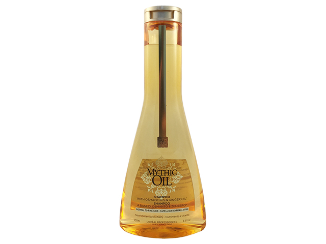 mythic oil new champu cabello normal/fino 250ml