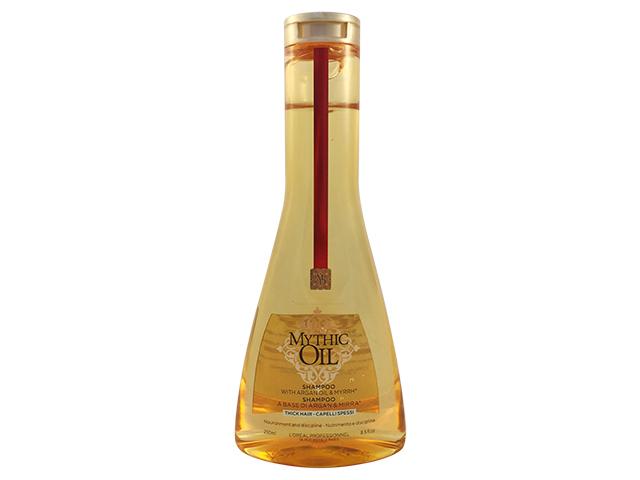 mythic oil new champu cabello grueso 250ml