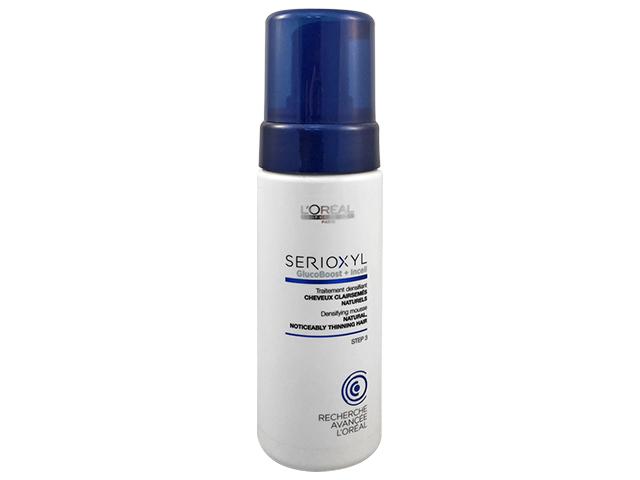 serioxyl mousse densificadora cabellos naturales