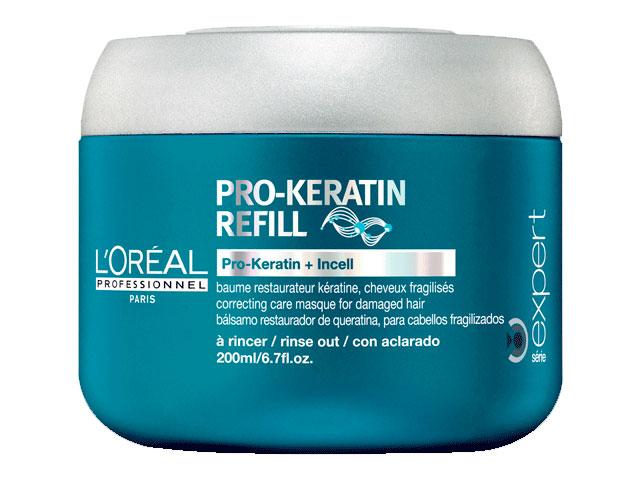 outlet17 pro-keratin refill mascar.200ml