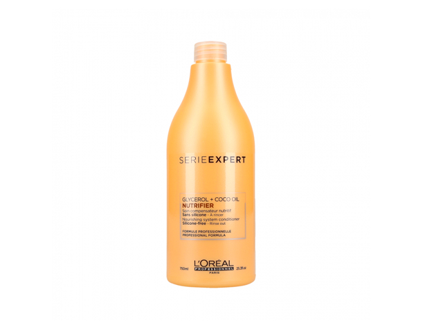 nutrifier glycerol+coco oil acondicionador 750ml