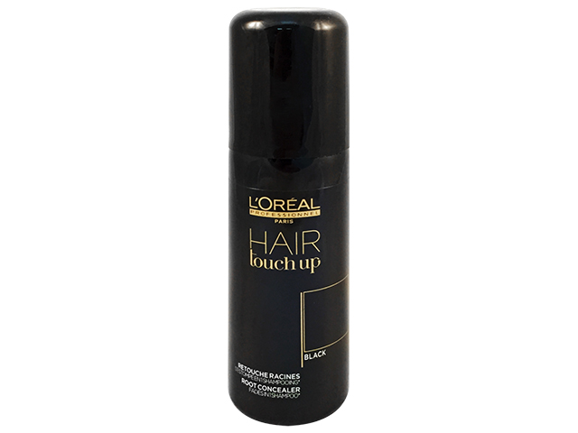 hair touch up black(negro) 75ml