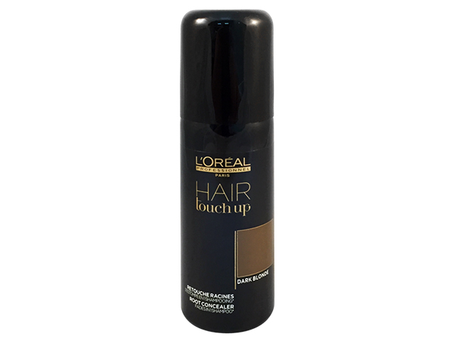 hair touch up light dark blond(rubio oscuro)75ml