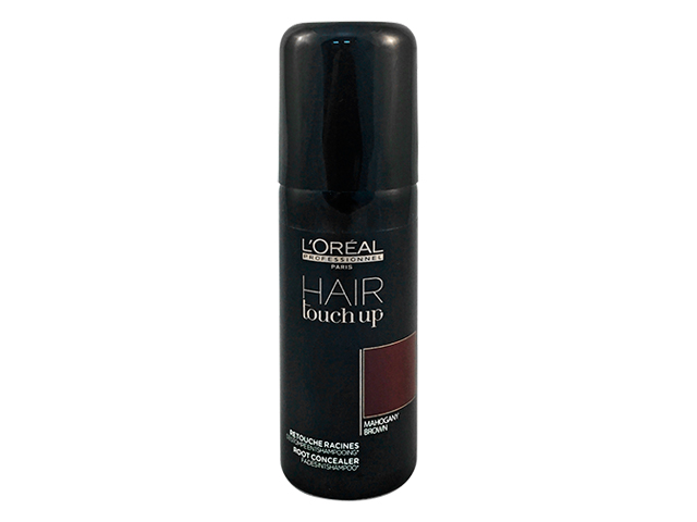 hair touch up mahogany brown (caoba)75ml