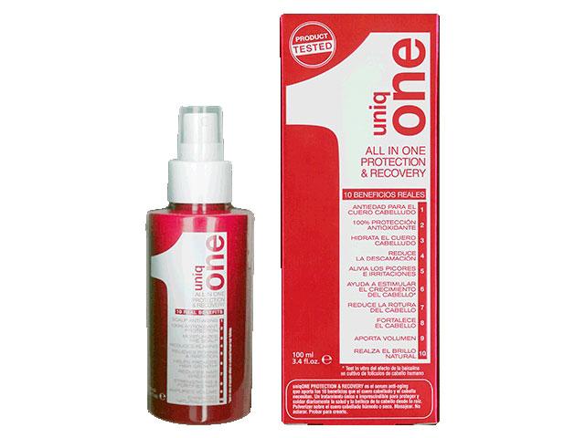 UNIQ ONE(PROTEC and RECOVERY)100ML