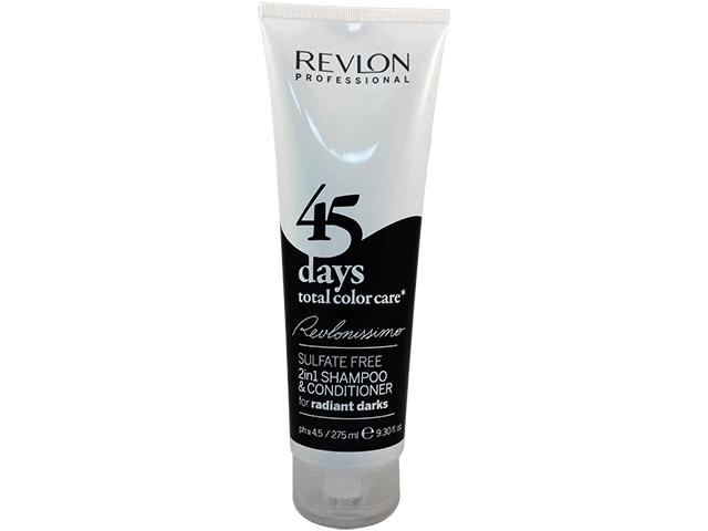 revlon sh.45 dias radiant dark