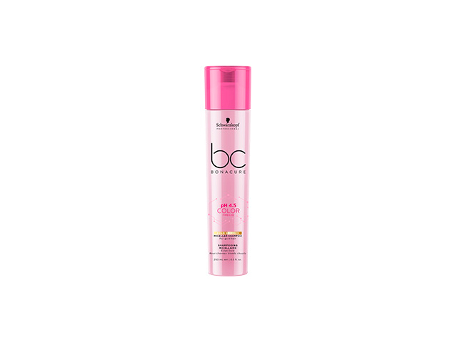 bc ph4.5cf champu micelar brillo dorado 250ml