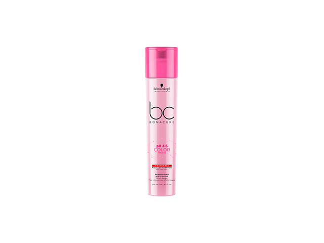 bc ph4.5color freeze champu 250ml rojo intenso(CABELLO COLOREADO O ACLARADO)