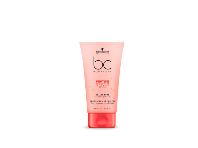 bc peptide repair tratamiento puntas 75ml