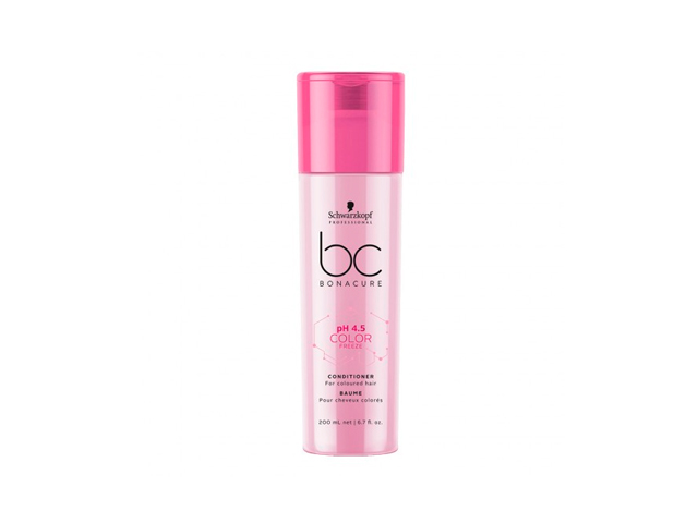 bc ph4.5color freeze acondicionador 200ml(cabelloCOLOREADO O ACLARADO)