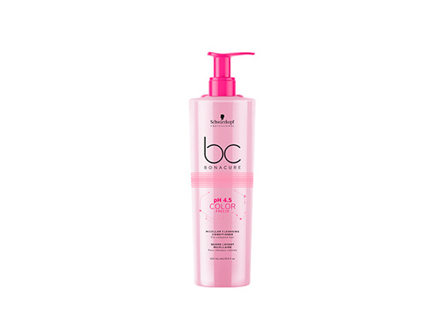 bc ph4.5color freeze acondicionador 500mlLIMPIADOR (CABELLO COLOREADO O ACLARADO)