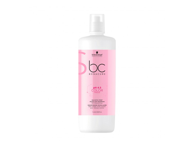 bc ph4.5color freeze champu 1000ml sin sulfatos(CABELLO COLOREADO O ACLARADO)