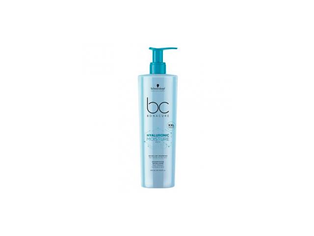 bc hyaluronic champu micelar 500ml(cabello normalA SECO,ONDULADO O RIZADO)