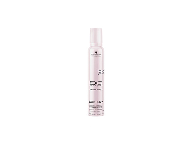 bc exc mousse volumen 200ml (colageno)