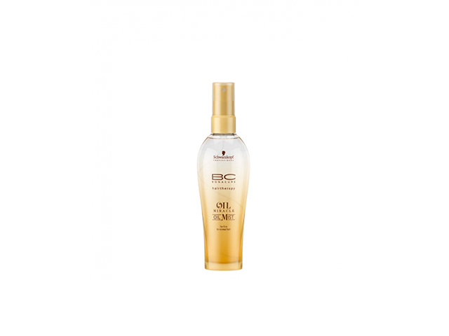 bc oil miracle mist cabello grueso 100ml