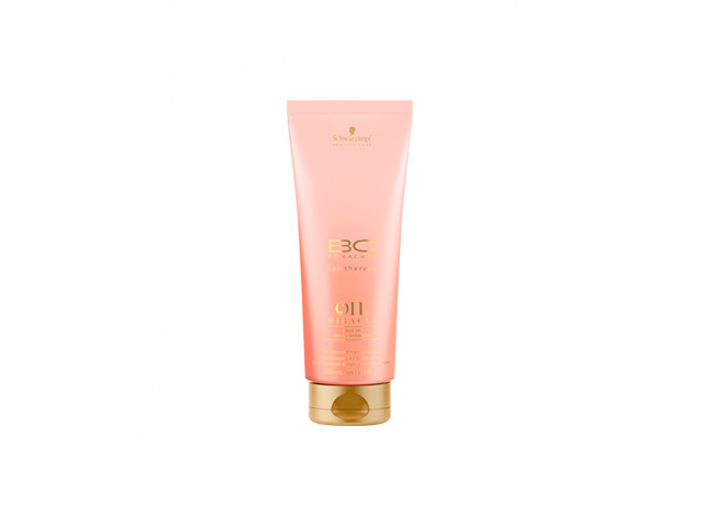 bc oil miracle rose champu 200ml