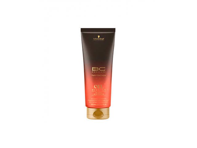 bc oil miracle champu restaurador 200ml