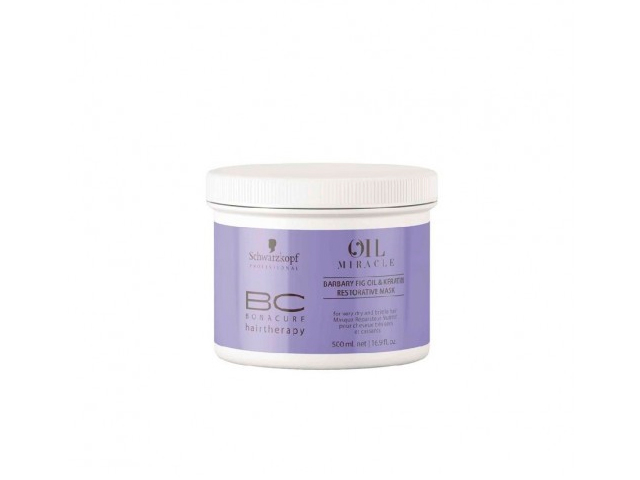 bc oil miracle mascarilla restauradora 500ml