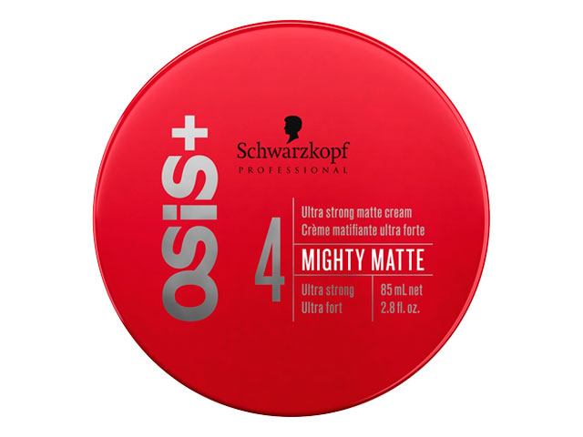 osis+ myghty matte crema ultra fuerte 85ml