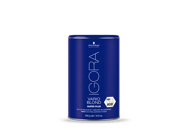 igora vario blond deco.super plus blanco 450gr