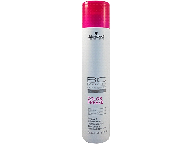 bc color freeze champu canas 250ml