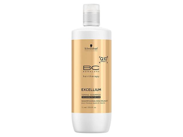 bc excellium champu control 1l