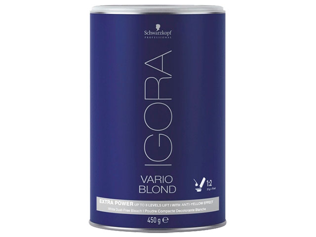 igora vario blo.plus blanco450ml