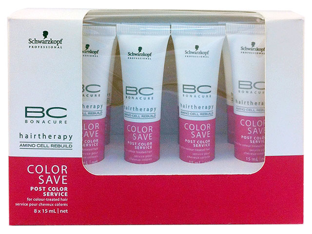 BC COLOR SAVE PRECOLOR 8X15 ML