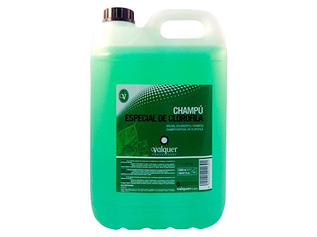 garrafa champu de clorofila 5l