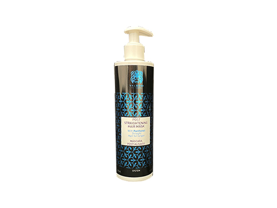 mascara post alisado 300ml