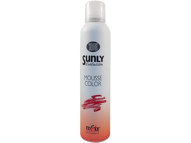 SUNLY MOUSSE GRIS INTENSO 250ML