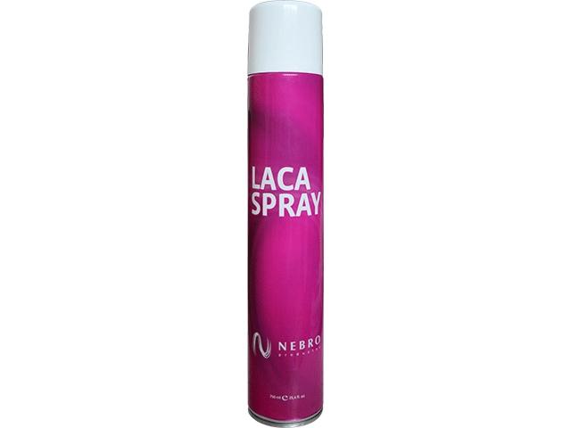 Laca Spray Nebro Fuerte